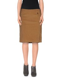 Cnc Costume National C'n'c' Costume National Skirts Knee Length Skirts Women