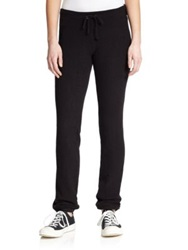 Wildfox Couture Drawstring Sweatpants Black