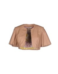 Betty Blue Suits And Jackets Blazers Women Pastel Pink