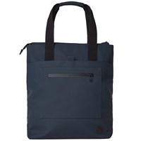 Fred Perry Matte Tote Bag Blue