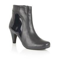 Lotus Consuelo Ankle Boots Navy