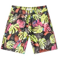 Saturdays Surf Nyc Timothy Monstera Swim Short Multi