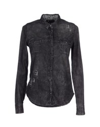 Andy Warhol By Pepe Jeans Denim Denim Shirts Women