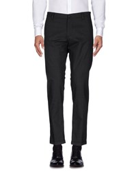 Officina 36 Casual Pants Black