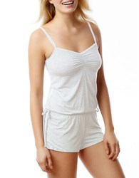 Splendid Essential Romper White
