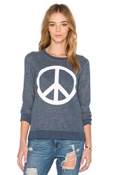 Chaser Peace Sign Graphictee Blue