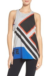 P.E Nation Women's P.E. Balestra Graphic Tank