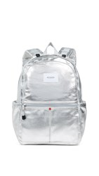 State Kane Backpack Silver