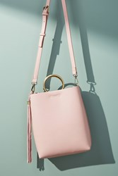 Anthropologie Morgan Tote Bag Pink
