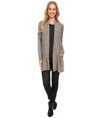 Calvin Klein Jeans Downtown Cardigan Pumice Women's Sweater Beige