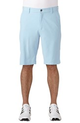 Adidas Men's 'Ultimate' Golf Shorts Ice Blue