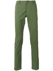 Tomas Maier Classic Chinos Green