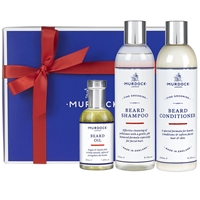 Murdock London Complete Beard Care Set Assorted