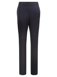Planet Linen Trousers Navy