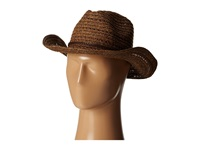 San Diego Hat Company Pbc1034 Open Weave Cowboy Hat W Braided Trim Natural Traditional Hats Beige
