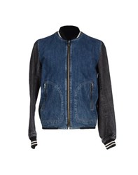 Dondup Denim Denim Outerwear Men Blue