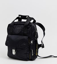Dr. Martens Dr Small Flight Bag In Black