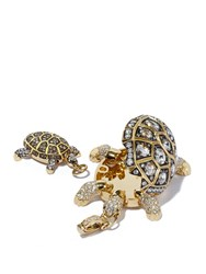 Annoushka Mythology Baby Turtle Amulet Gold