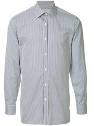 Gieves And Hawkes Striped Shirt Multicolour