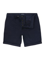 Criminal Men's Knox Drawcord Shorts Blue