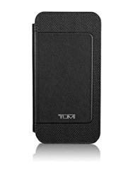 Tumi Leather Cover For Iphone 6 And 6S Black