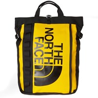 The North Face Base Camp Tote Bag Yellow