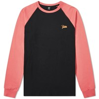 Patta Long Sleeve Got Love Tee Pink