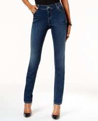 Inc International Concepts Curvy Fit Skinny Jeans Only At Macy's Beautiful Wash