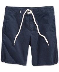 Quiksilver Street Trunk Shorts Blue