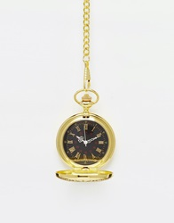 Reclaimed Vintage Gold Pocket Watch