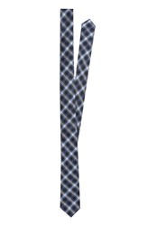 Eterna Tie Blau Blau Dark Blue