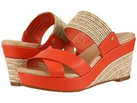 Ugg Adriana Fire Opal Women's Wedge Shoes Red