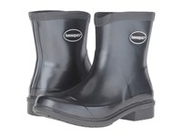 Havaianas Galochas Low Metallic Rain Boot Dark Grey Metallic Women's Rain Boots Gray