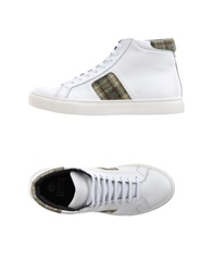 Enrico Fantini High Tops And Trainers White