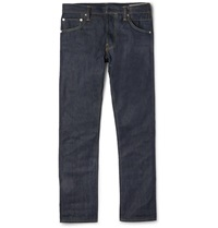 Visvim 01 Social Sculpture Slim Fit Denim Jeans Blue