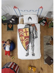 Snurk Knight Cotton Duvet Cover Set