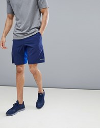 Marmot Active Zephyr Running Short In Blue Blue