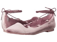 Chinese Laundry Endless Nude Summer Rich Velvet Women's Flat Shoes Pink