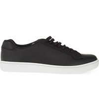 Church's Mirfield Leather Trainers Black