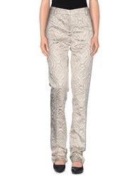N 21 N 21 Trousers Casual Trousers Women Silver