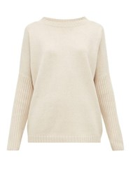 Max Mara Saggio Sweater Cream