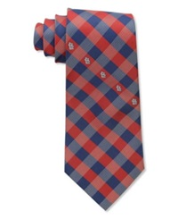 Eagles Wings St. Louis Cardinals Checked Tie Team Color