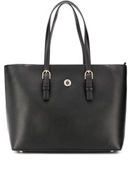 Tommy Hilfiger Th Classic Monogram Tote 60