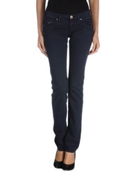 Fly Girl Casual Pants Dark Blue
