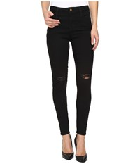 Sanctuary Robbie High Skinny Pants Stiletto Wash Women's Casual Pants Black