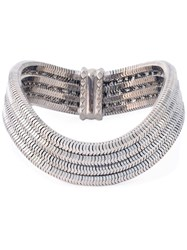 Lara Bohinc Mini 'Galaxy' Bangle Metallic