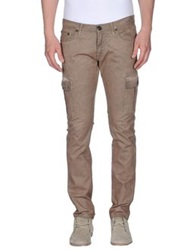Paolo Pecora Casual Pants Brown