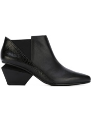 United Nude 'Jackie' Boots Black