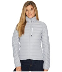 9c49fba908a Mountain Hardwear Stretchdown Jacket Steam Women s Coat Gray