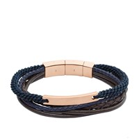 Fossil Jf02379791 Mens Bracelet Multi Coloured Multi Coloured